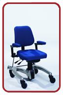 Trippelstoel / trippel-werkstoel LeTriple